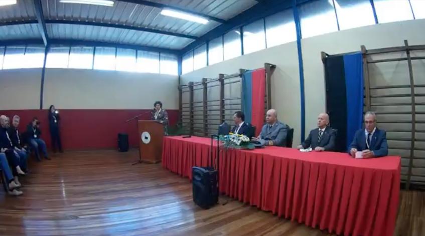 Cerimónia de Abertura forum 2017