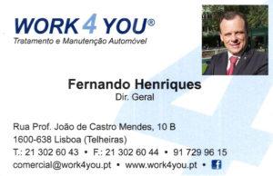 cartao Work4you, Lda