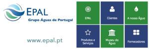 A EPAL- Empresa Portuguesa das Águas Livres SA, é a maior e mais antiga empresa Portuguesa do setor da água, sendo hoje uma empresa de referência a nível mundial, tendo por objeto a gestão integral do ciclo urbano da água.